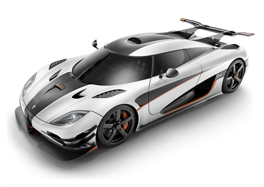 Koenigsegg One:1 is a 1000kW 'megacar', 440km/h potential