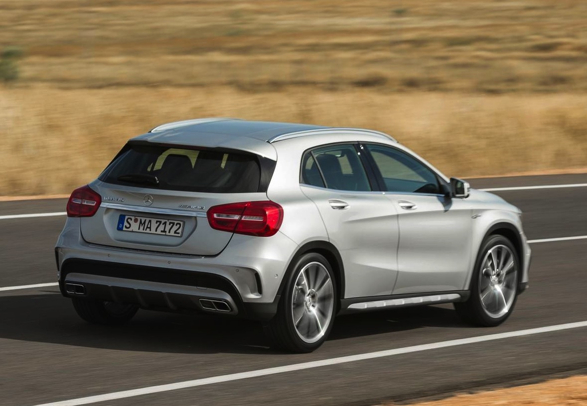 mercedes benz gla class on sale in australia from 47 900. Black Bedroom Furniture Sets. Home Design Ideas