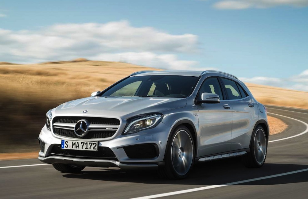 Mercedes-Benz GLA-Class on sale in Australia from $47,900