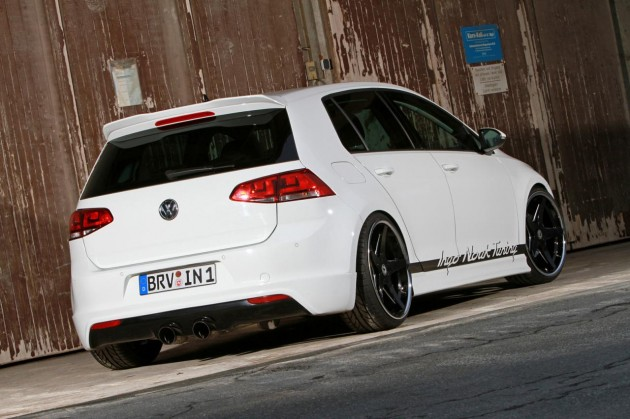 Noak Tuning Volkswagen Golf TSI-rear