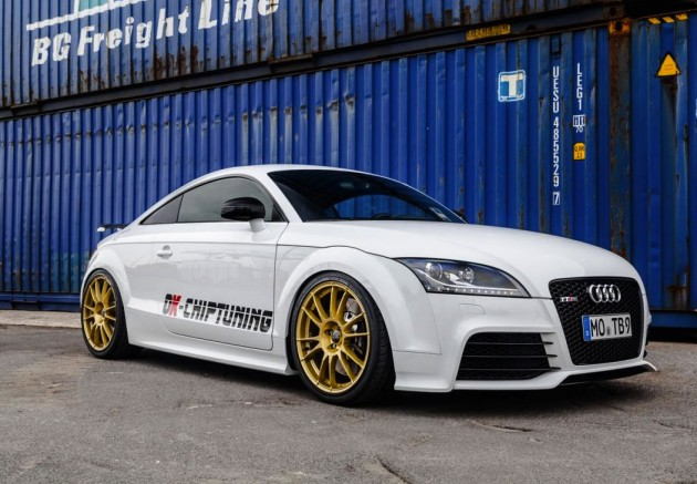 OK-ChipTuning Audi TT RS