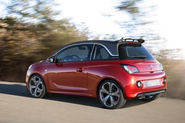 Opel ADAM S-rear