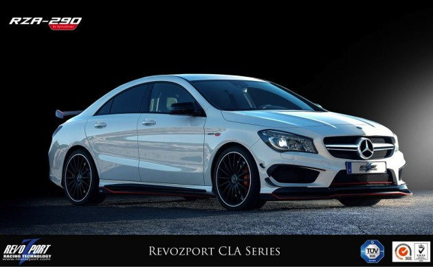 RevoZport RZA-290 Mercedes-Benz CLA-Class