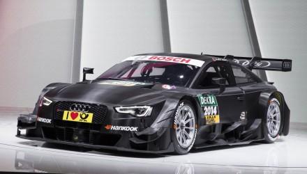 2014 Audi RS5 DTM race car