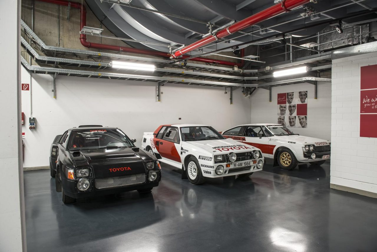 Awesome 1980s & \'90s Toyota rally car collection | PerformanceDrive