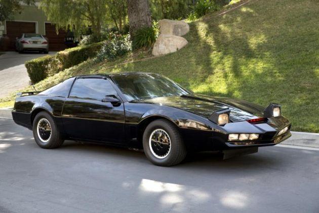 1986 Pontiac Firebird Knight Rider front