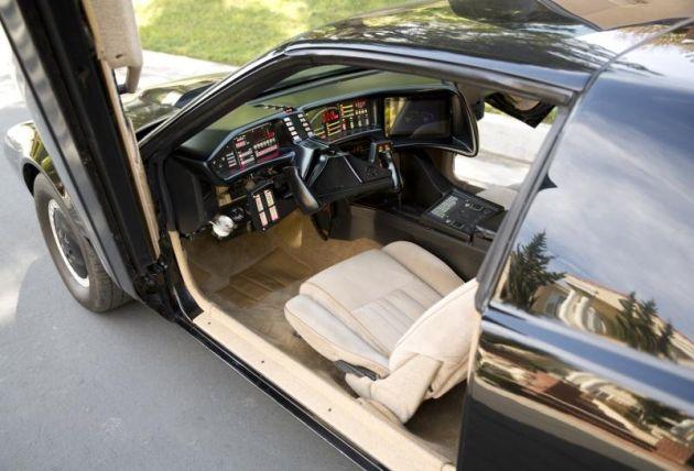 1986 pontiac firebird knight rider interior. Black Bedroom Furniture Sets. Home Design Ideas