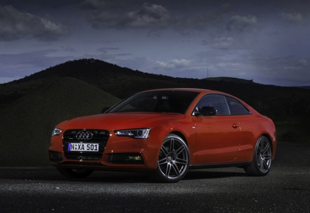 2014 Audi A5 S line Competition