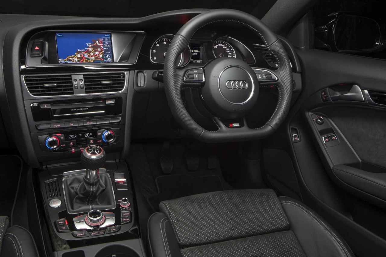 Audi A5 S Line Competition On Sale From 83 300