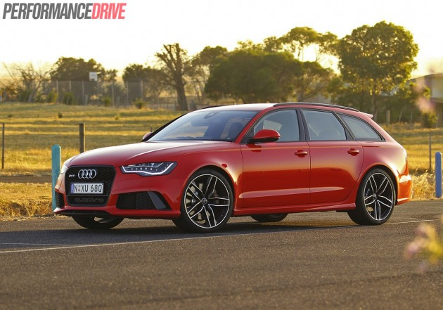 2014 Audi RS 6 Avant-Australia