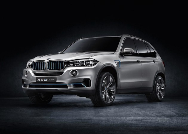 2014 BMW Concept X5 eDrive