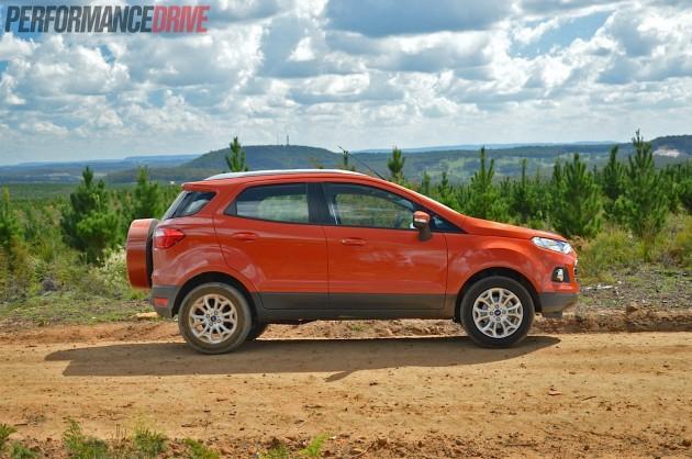 2014 Ford EcoSport Titanium-Australia