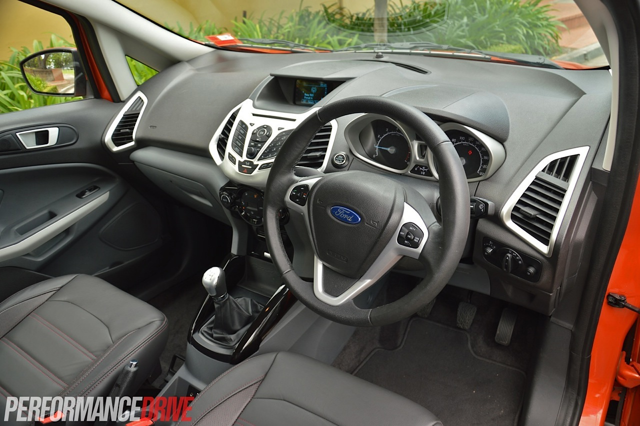 2014 ford ecosport titanium interior. Black Bedroom Furniture Sets. Home Design Ideas