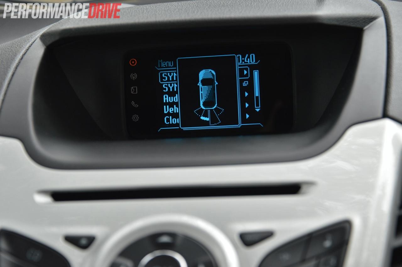 Ford Escape Titanium >> 2014 Ford EcoSport Titanium-parking sensors
