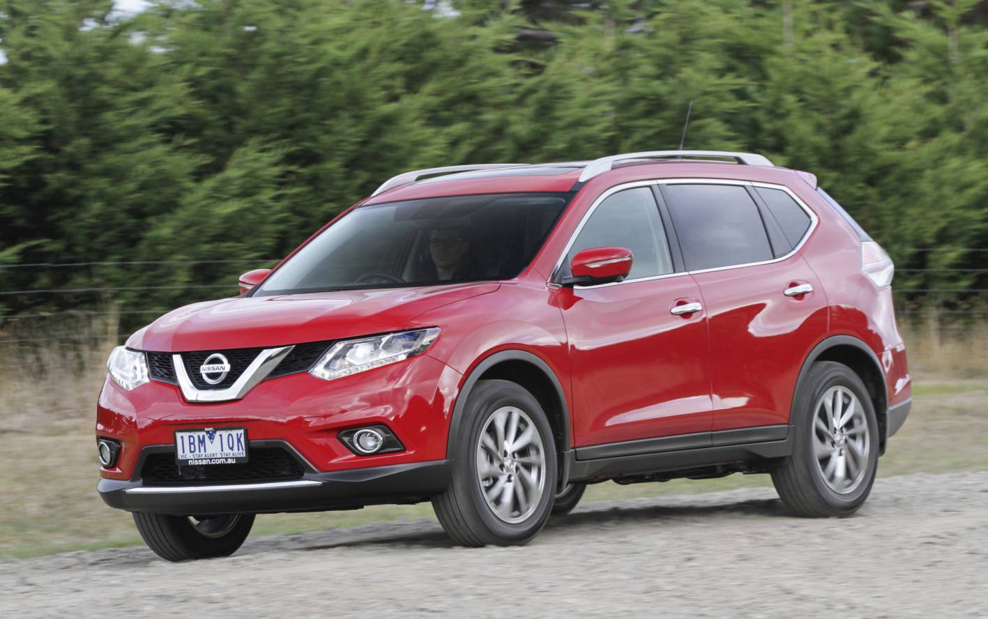 2014 nissan x trail on sale in australia from 27 990 performancedrive. Black Bedroom Furniture Sets. Home Design Ideas