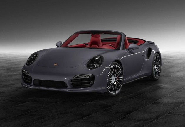 2014 Porsche Exclusive 911 Turbo Cabrio