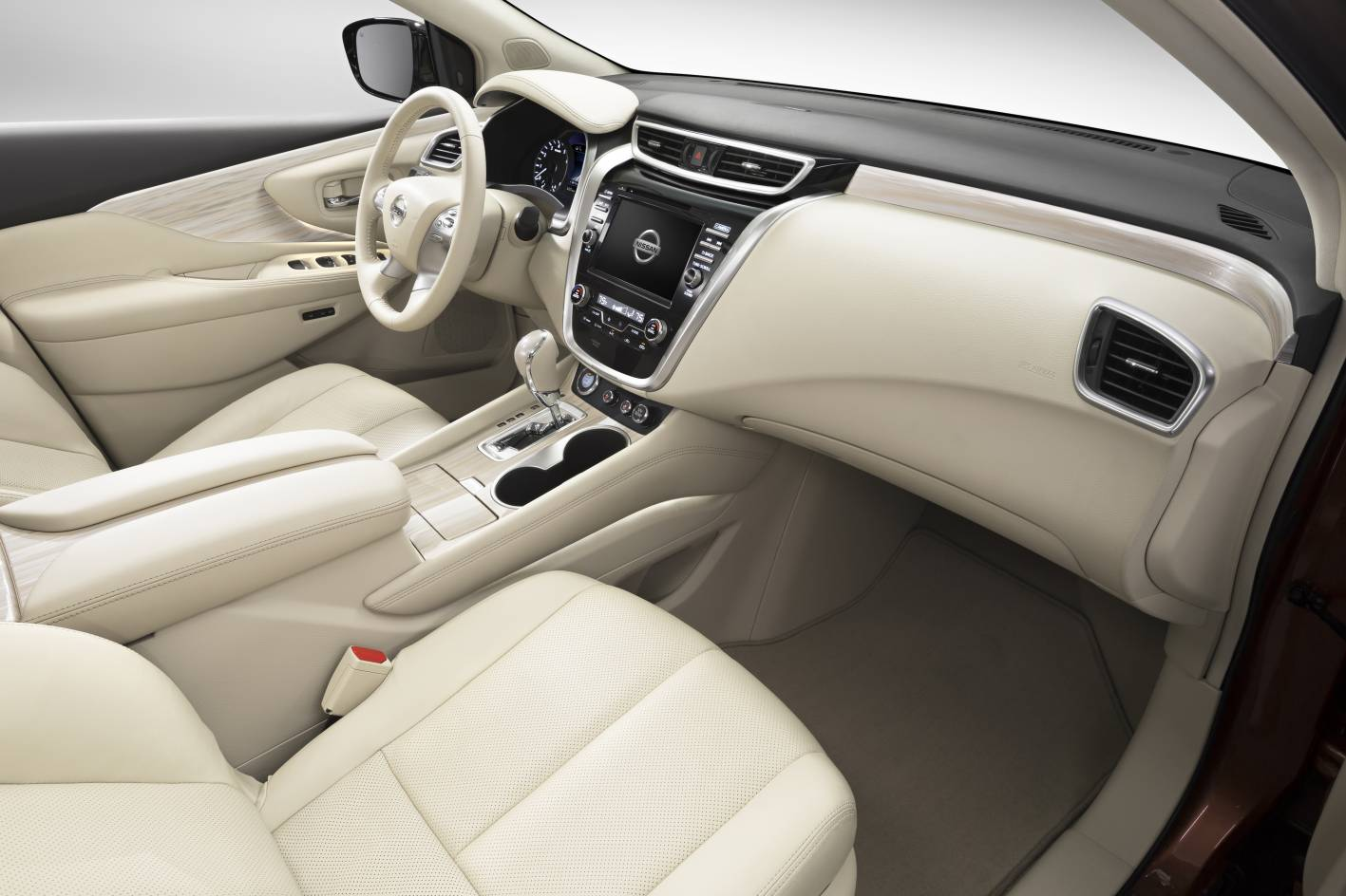 2015 nissan murano revealed arrives later next year - Nissan murano 2017 interior colors ...