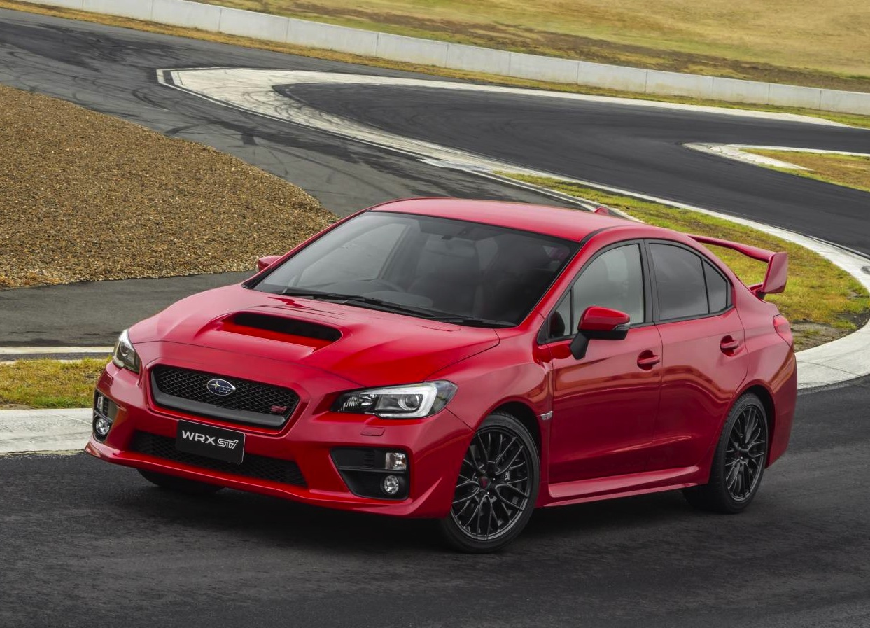 2015 subaru wrx sti on sale in australia from 49 990 performancedrive. Black Bedroom Furniture Sets. Home Design Ideas
