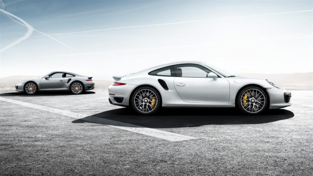 991 Porsche 911 Turbo