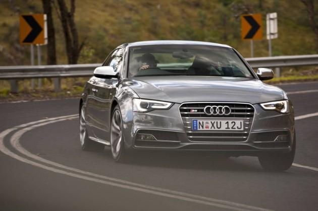 Audi S5 Coupe Australia
