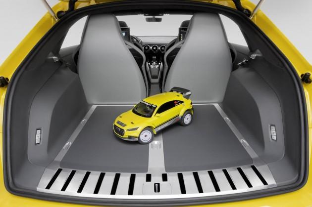Audi TT offroad concept-RC car