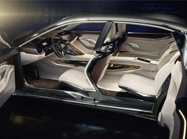 BMW Vision Future Concept-interior