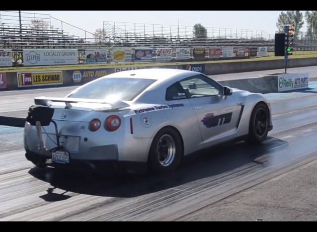 Extreme Turbo Systems Nissan GT-R record run