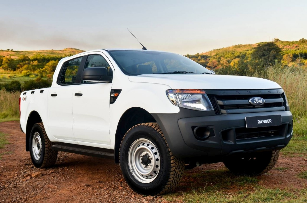 ford adds ranger 4x4 xl plus to its lineup performancedrive. Black Bedroom Furniture Sets. Home Design Ideas