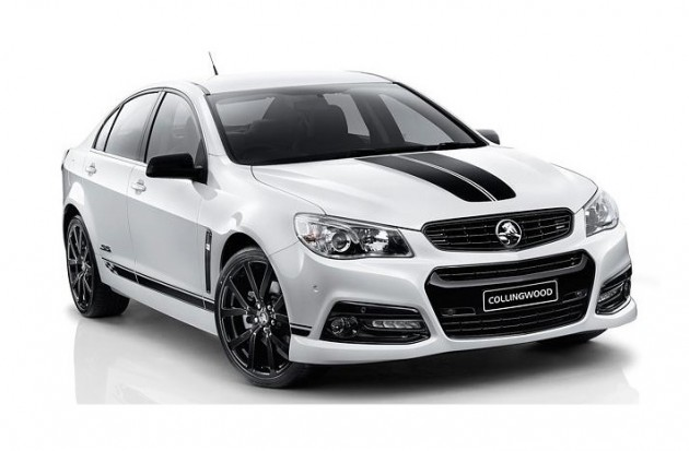 Holden Commodore SS-Collingwood edition