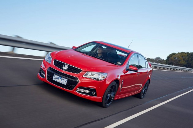 Holden VF Commodore SS V Redline
