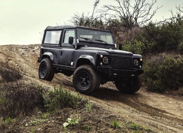 Icon Land Rover Defender 90 6.2 Chev V8