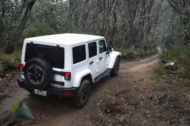 Jeep Wrangler Polar edition-four-door