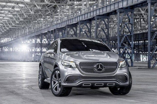 Mercedes-Benz-Concept-Coupe-SUV-nose
