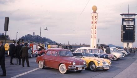 Nurburgring in 1967-2