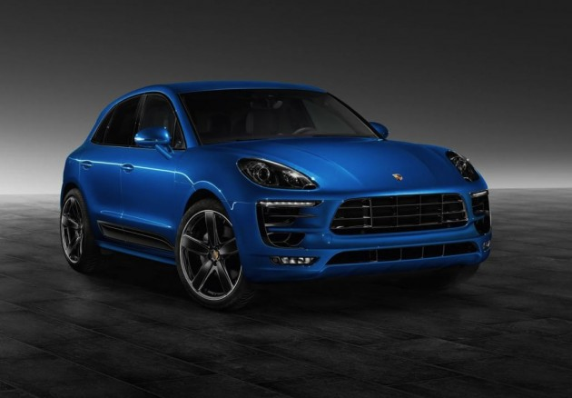 Porsche Macan S Exclusive package