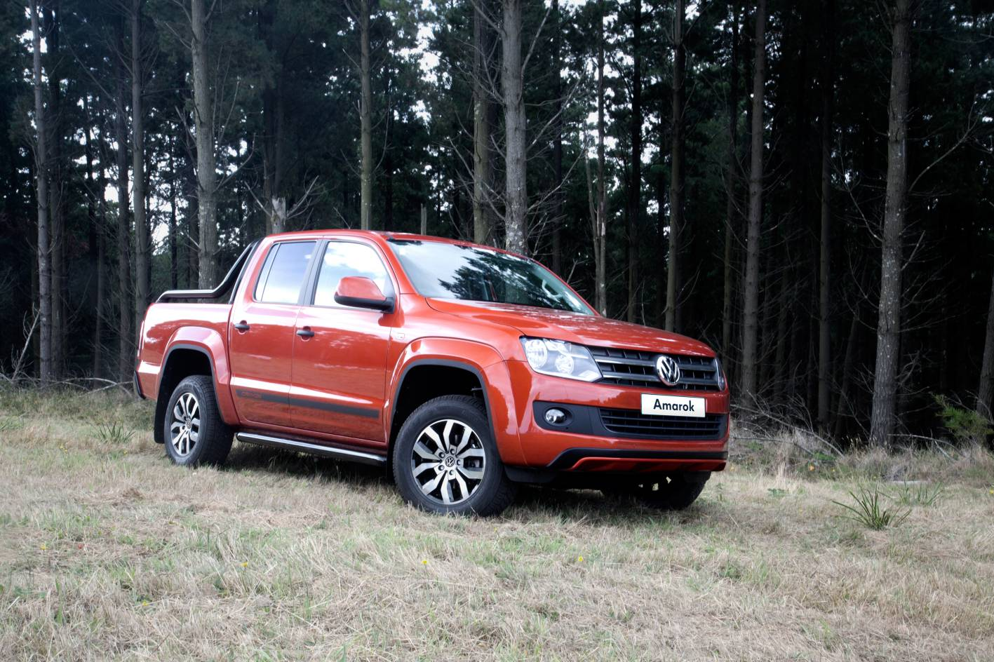 Volkswagen Amarok Canyon special edition now on sale