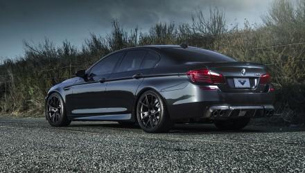 Vorsteiner BMW M5-grey