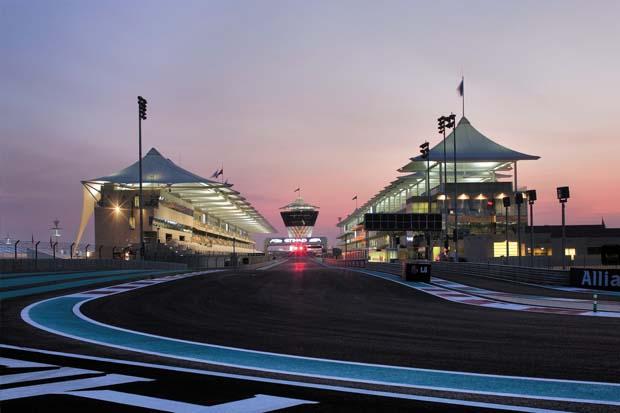 GP EXEC announces spectacular UAE driving tour for 2015