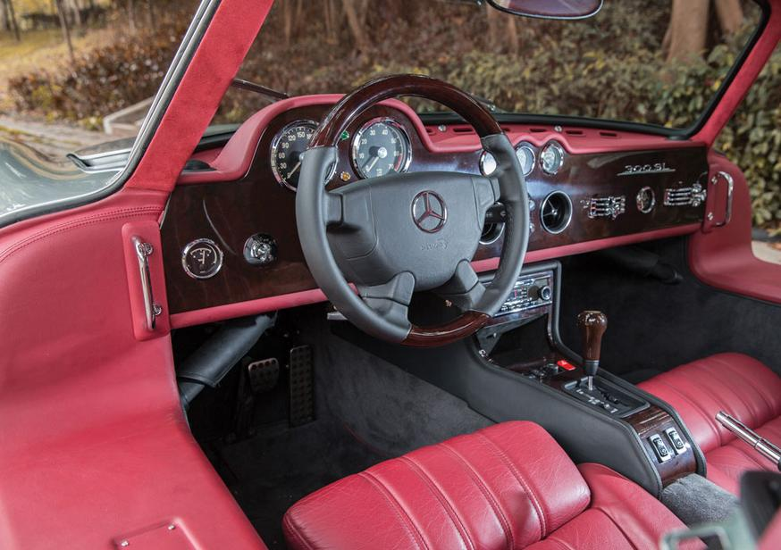 For Sale 1954 Mercedes Benz 300sl Gullwing With Amg V8