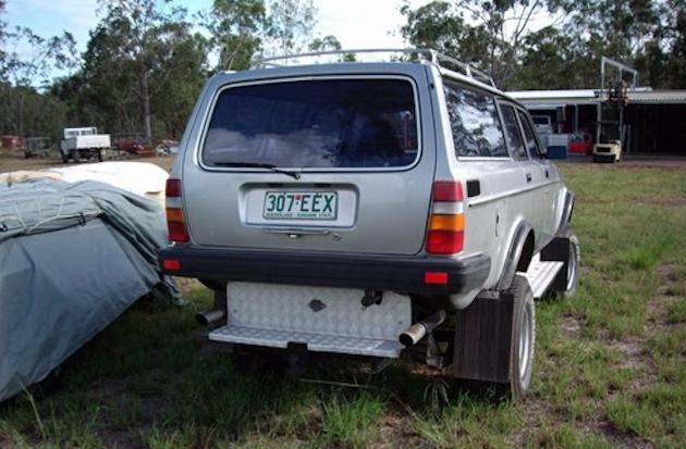 1981 International Scout Traveller Volvo 4x4 V8