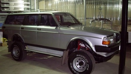 1981 International Scout Traveller Volvo custom 4x4