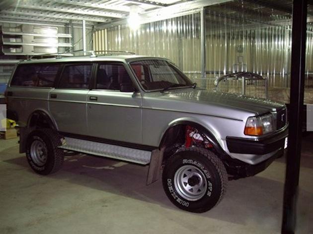1981 International Scout Traveller Volvo custom 4x4