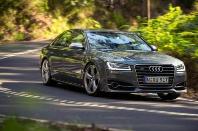 2014 Audi S8 Australia