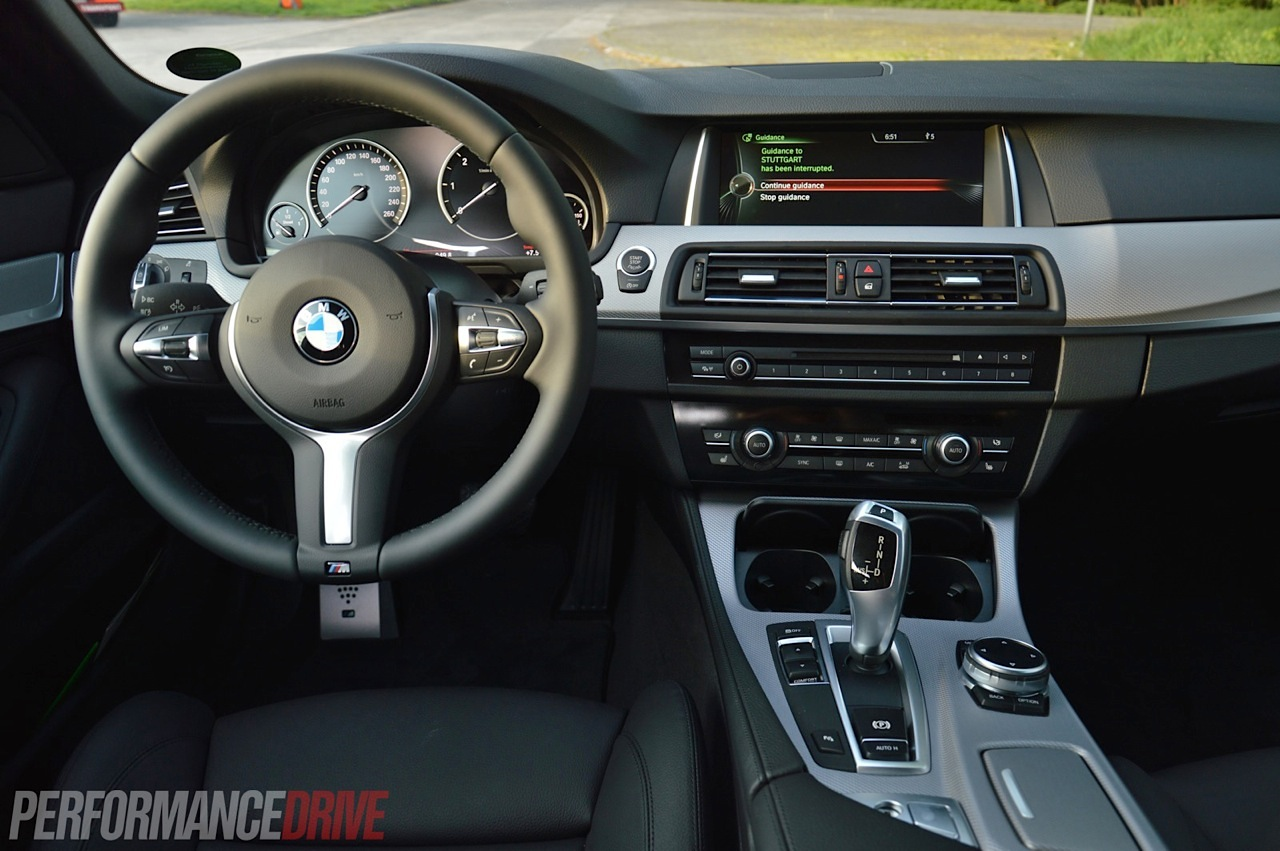 2014 Bmw 520d Touring M Sport Review Video
