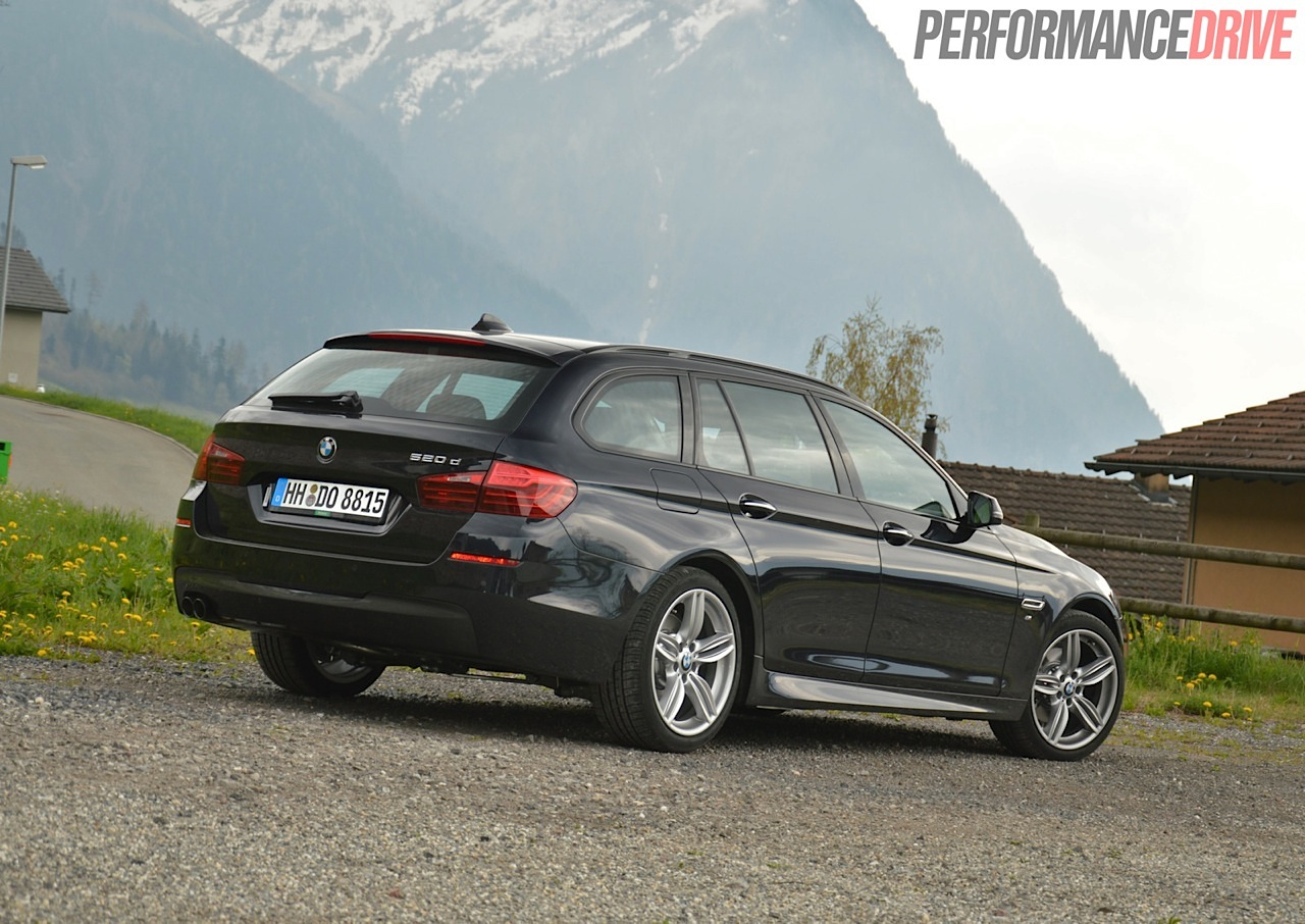 2014 bmw 520d touring m sport liechtenstein. Black Bedroom Furniture Sets. Home Design Ideas