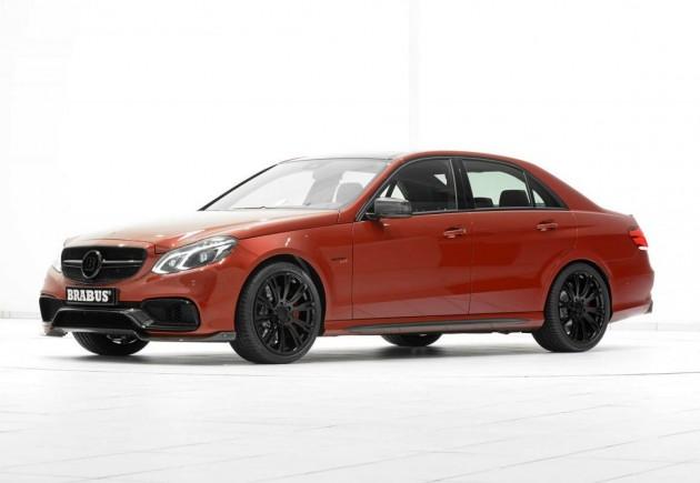 2014 BRABUS 850 Biturbo Mercedes