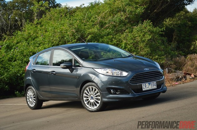 2014 Ford Fiesta Sport 1 0 Ecoboost Review Video