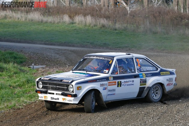 2014 International ClassicaRally of Otago-2