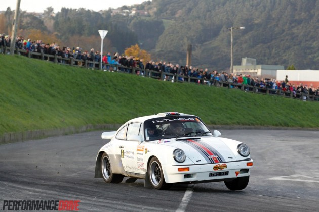 2014 International ClassicaRally of Otago-David-Porsche