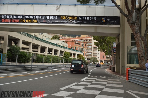 2014 Monaco Monte Carlo F1 track-Anthony Noghes